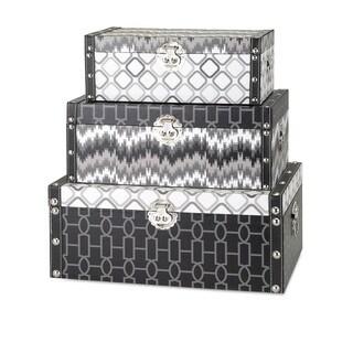 Essentials Jazz Storage Boxes (Set of 3)