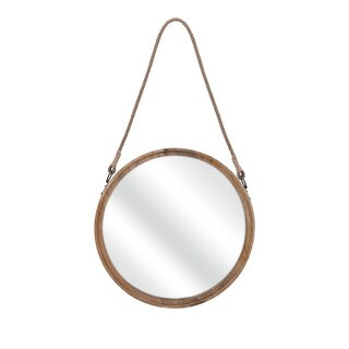 Exceptional Senga Large Wood Mirror