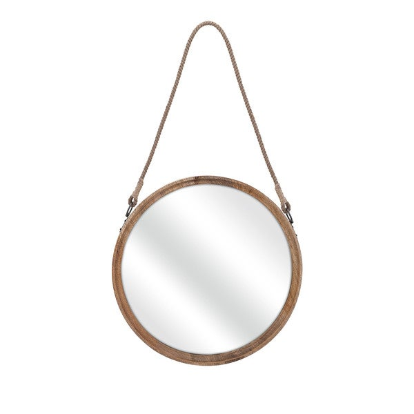 Exceptional Senga Large Wood Mirror - Natural