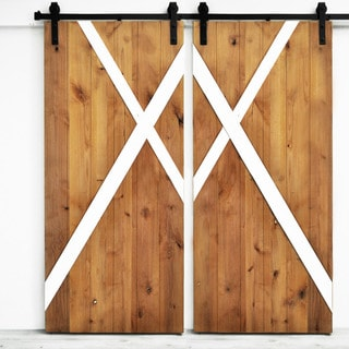 Dogberry Mod-X 82-inch Double Barn