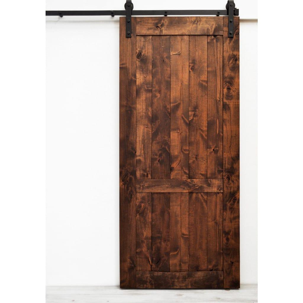 Doors for less overstockcom for 40 inch barn door
