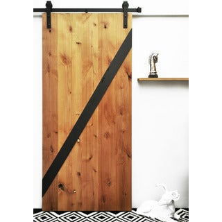 Dogberry Mod-Z 82-inch Barn Door