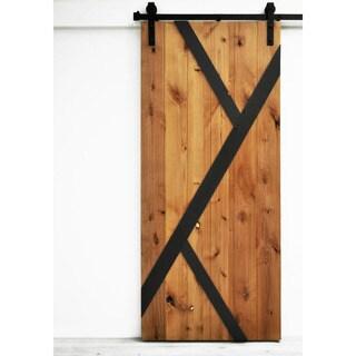 Dogberry Mod-Y 82-inch Barn Door
