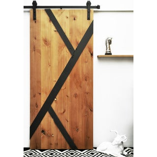 Dogberry Mod-Y 82-inch Barn Door