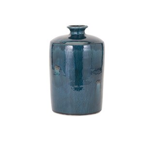 Arlo Blue Medium Vase