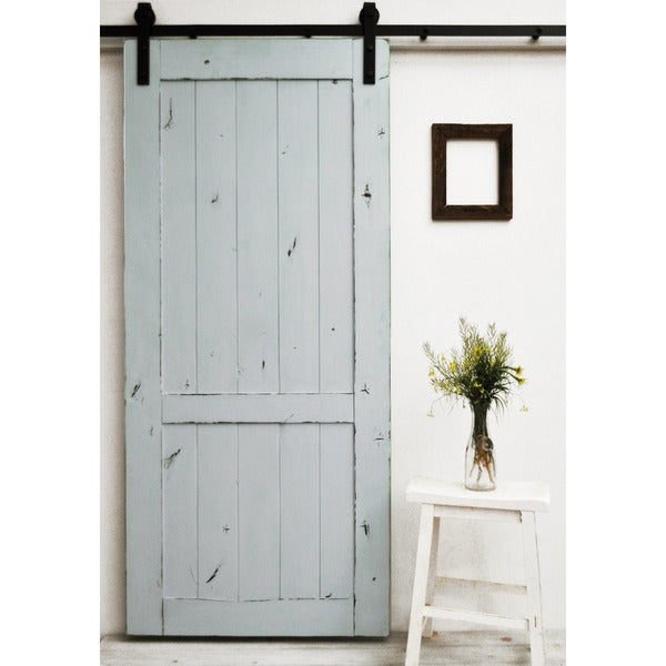 Shop Dogberry Country Vintage 82 Inch Barn Door Free