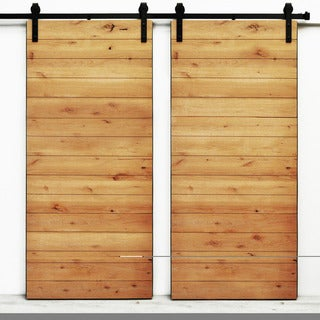 Dogberry Latitude 82-inch Double Barn
