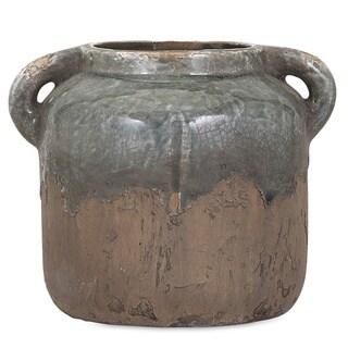 Bardot Blue Stone Small Ceramic Vase