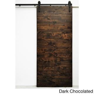 Dogberry Latitude 96-inch Barn Door