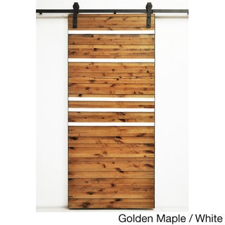 Dogberry Line 'Em Up 82-inch Double Barn