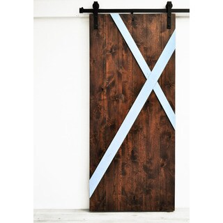 Dogberry Mod-X 82-inch Barn Door