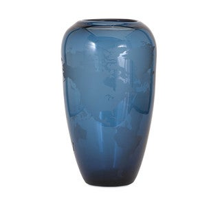 Beth Kushnick Global Large Glass Vase
