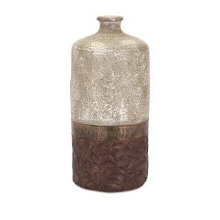Sabah Large Terra Cotta Vase