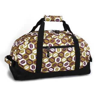 J World Coffee Lawrence 24-inch Sport Duffel Bag