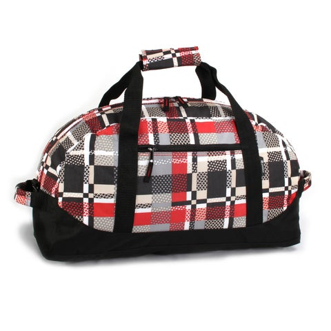 J World Star Lawrence 24-inch Sport Duffel Bag