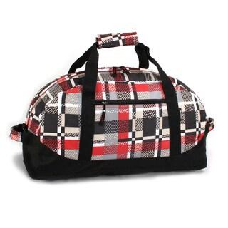 J World Star Lawrence 30-inch Sport Duffel Bag