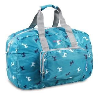 J World Puppy Buena 19-inch Foldable Duffel Bag