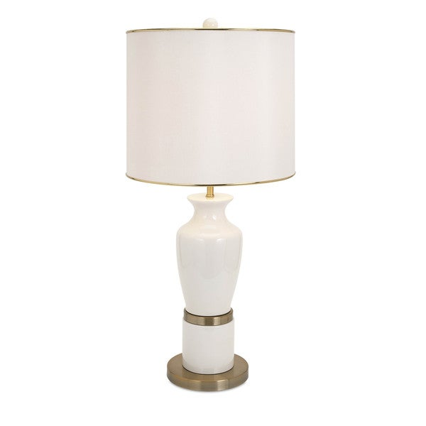 Beth Kushnick Prestine Ceramic Lamp