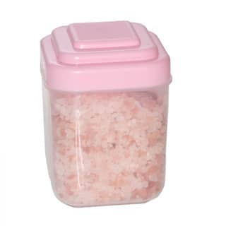 Coarse Granulated Original Himalayan Crystal Salts in Pink Jar|https://ak1.ostkcdn.com/images/products/10560349/P17638593.jpg?impolicy=medium