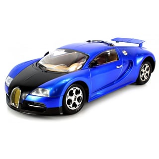 Super Sport Bugatti Veyron Electric 1:14 scale RC Car (Colors May Vary)