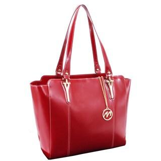 McKlein USA Alicia Fashion Tablet Tote Bag