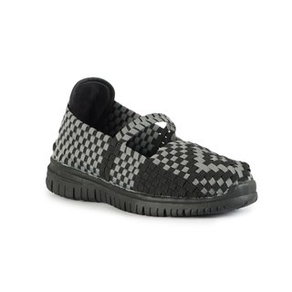 Heal-USA Women's 'Cagney' Woven Mary Jane Shoe