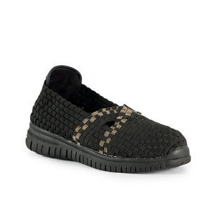 Heal USA Women's Caige Slip On Comfort Flats