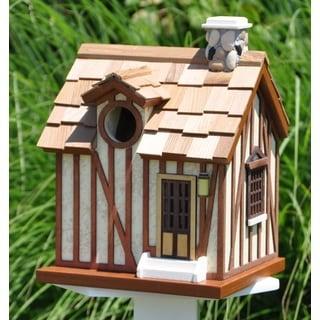 Home Bazaar Guest Cottage Birdhouse