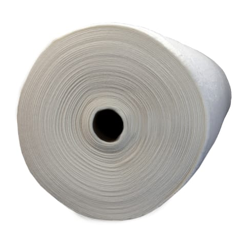 """Pellon 60 Cotton 40 Polyester with Scrim Batting Roll 90"""" x 20 yd Roll"""