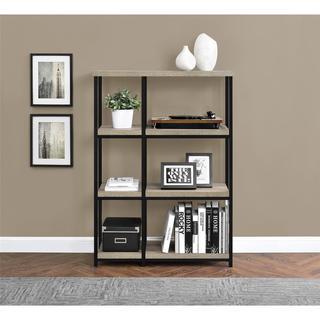 Carbon Loft Maxton Elmwood Bookcase