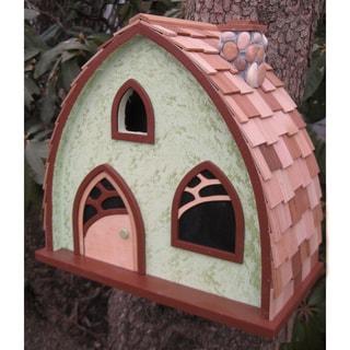 Home Bazaar The Cheshire Cottage Birdhouse