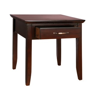 Porthos Home Carver 1-drawer Nightstand