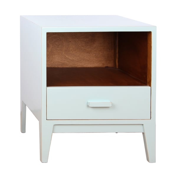... Image Result For Curved Nightstand End Table
