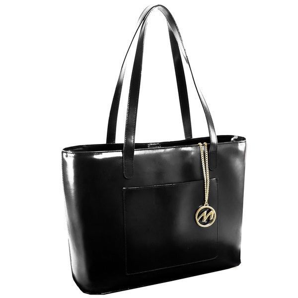 McKlein USA Alyson Fashion Tablet Tote Bag. Opens flyout.