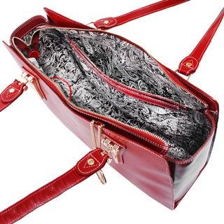 McKlein USA Glenna Fashion Tablet Tote Bag
