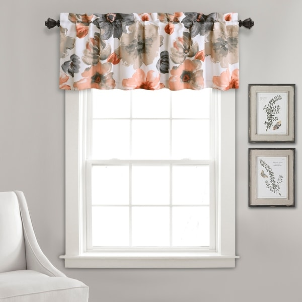 Lush Decor Leah Valance - 52x18. Opens flyout.