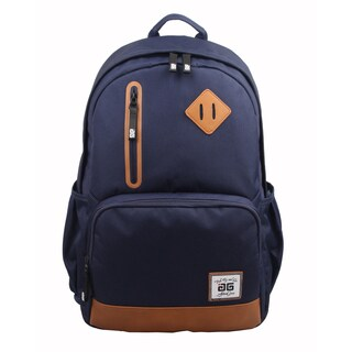 AfterGen Blue Back to School 15-inch Laptop Backpack