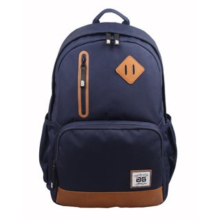 AfterGen Blue Back to School 15-inch Laptop Backpack