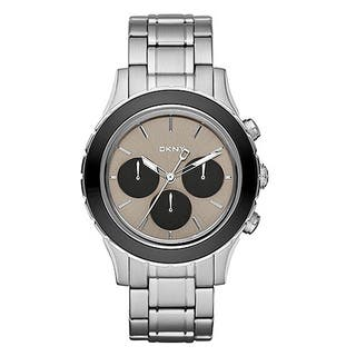 DKNY Men's NY8659 Stainless Steel Chronograph Watch|https://ak1.ostkcdn.com/images/products/10560860/P17638968.jpg?impolicy=medium