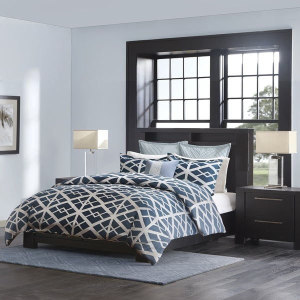 Metropolitan Home Kenmare Duvet Cover 3-piece Set