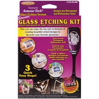 Glass Etching Starter Kit