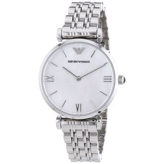 Emporio Armani Women's AR1682 'Retro' Stainless Steel Watch