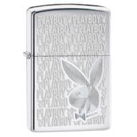 Zippo Playboy engraved High polish Windproof Lighter