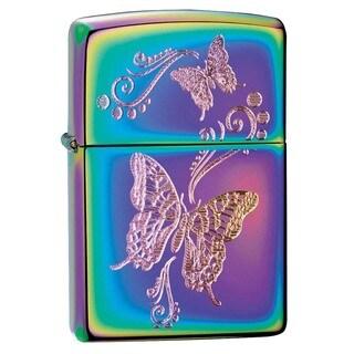 Zippo Butterflies Spectrum Lighter