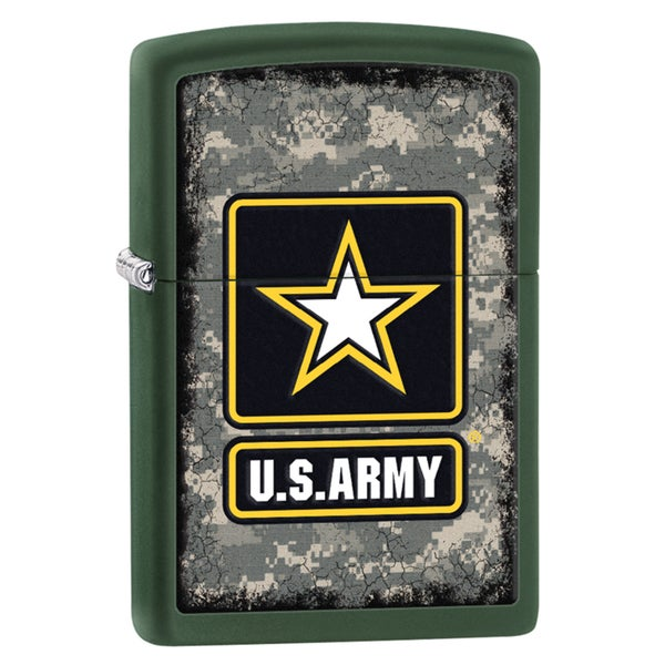 Zippo US Army Green Matte Windproof Lighter