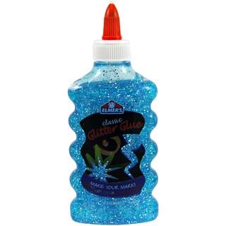 Elmer's Glitter Glue 6ozBlue