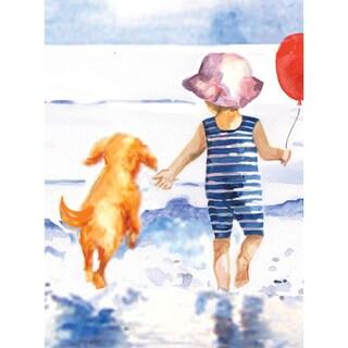 Junior Small Paint By Number Kit 8.75inX11.75inSplishSplash