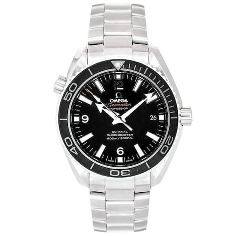 Omega Men's O23230422101001 'Seamaster' Automatic Stainless Steel Watch