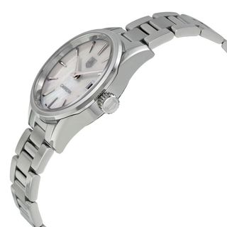 Link to Tag Heuer Women's WAR1311.BA0778 'Carrera' Stainless Steel Watch Similar Items in Women's Watches
