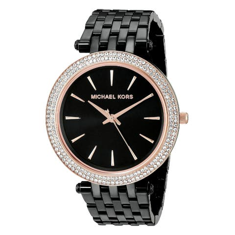 Michael Kors Women S Watches Find Great Watches Deals Shopping At